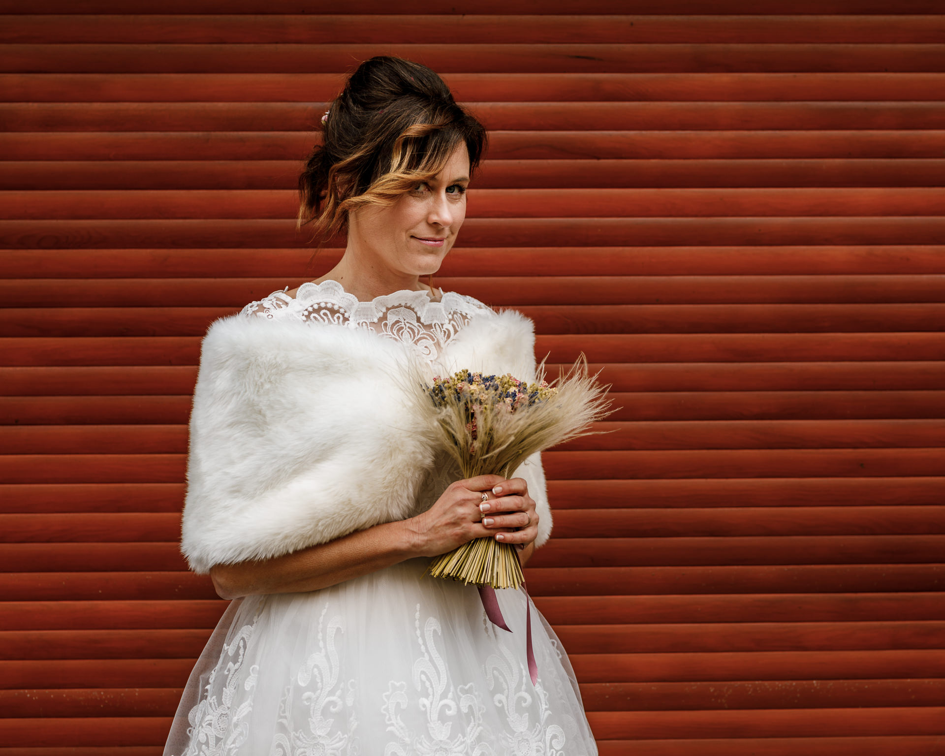 Oxford Wedding Photographer | Potters Instinct Photography Alternative Bride