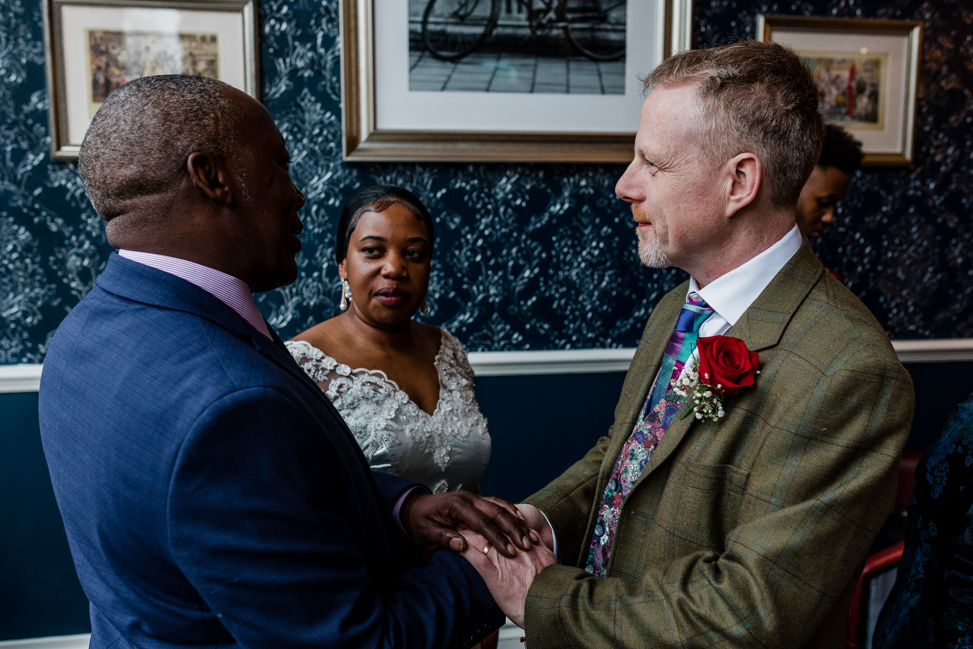 The MacDonald Randolph Hotel Wedding Photographer Oxford