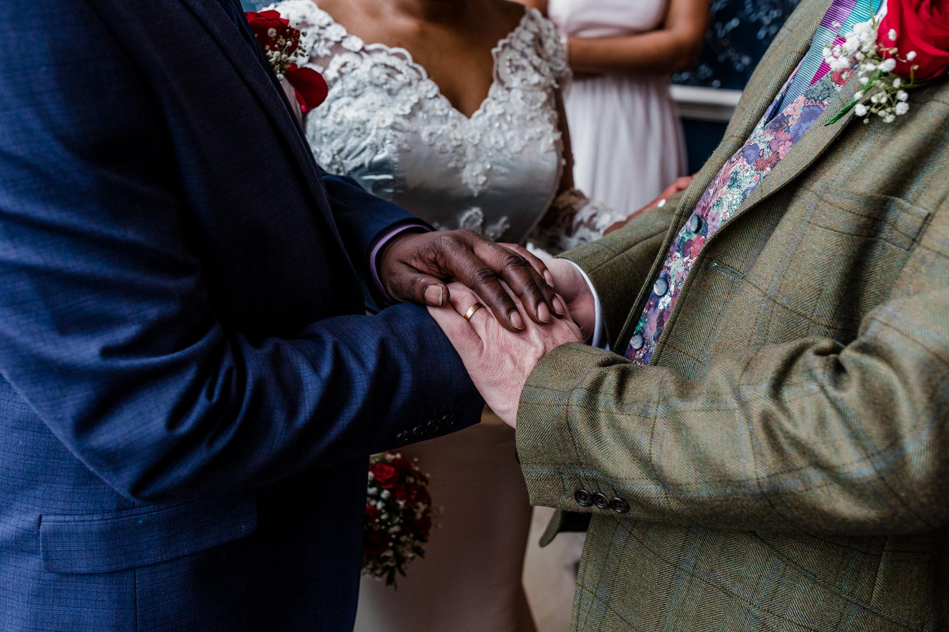 The MacDonald Randolph Hotel Wedding Photographer Oxford