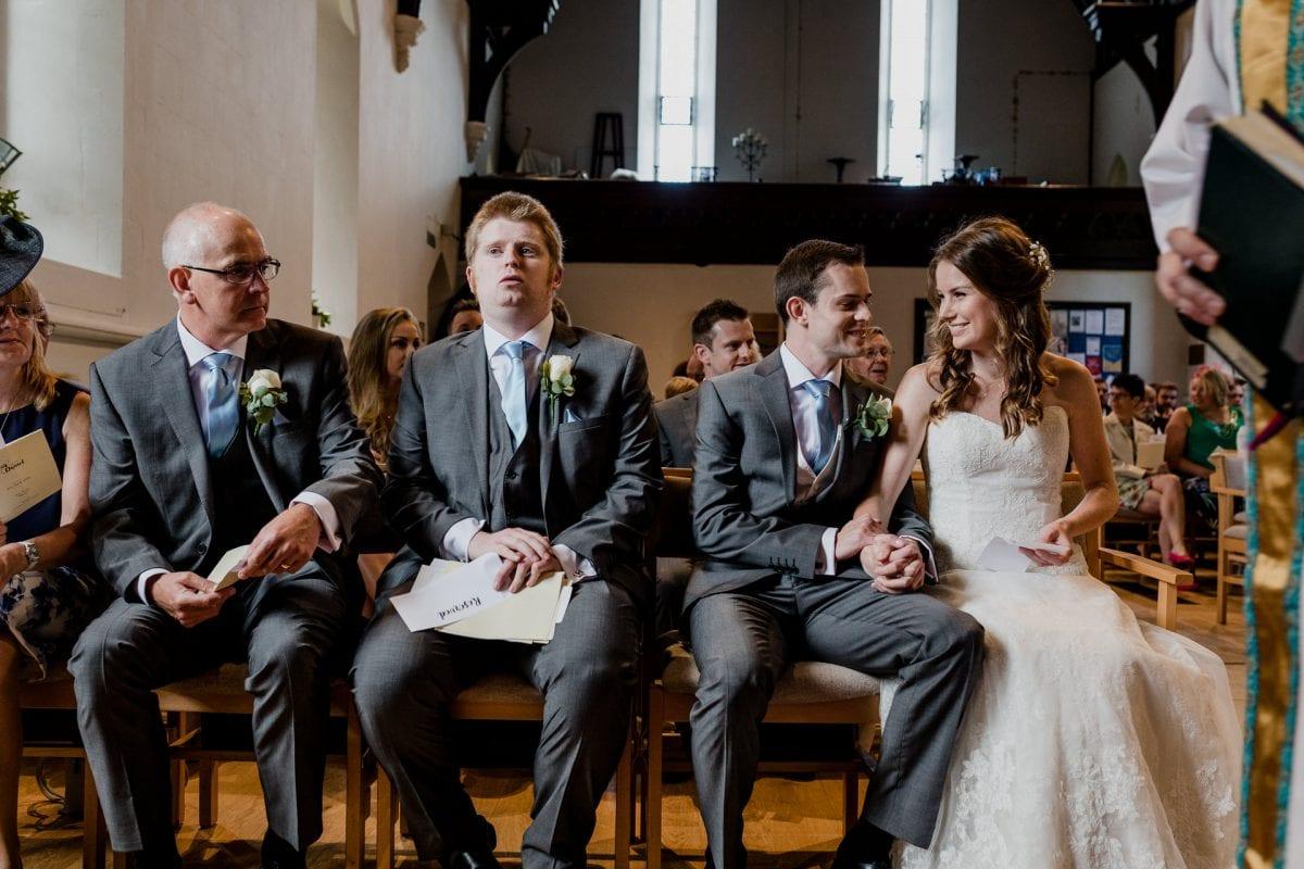 Wedding Photographer Witney The Great Barn Aynho