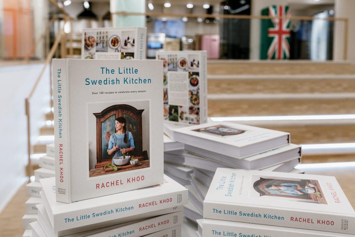 Event Photographer London | SMEG uk Rachel Khoo Chef
