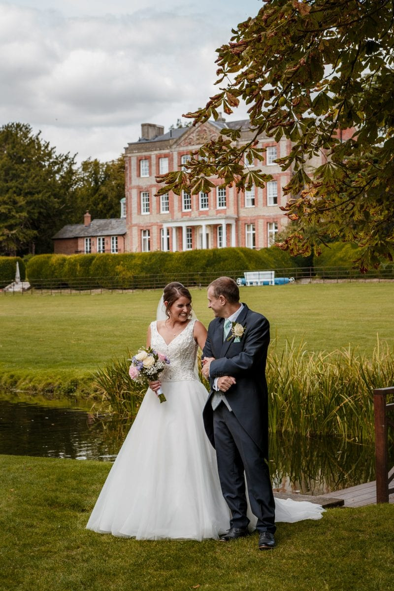 Wedding Photographer Ardington House Venue Oxfordshire Potters I