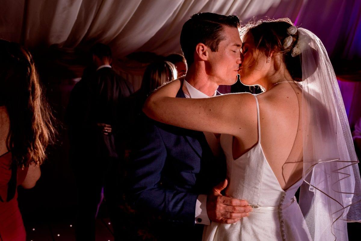Wedding Photographer Notley Tythe Barn Buckinghamshire first dance