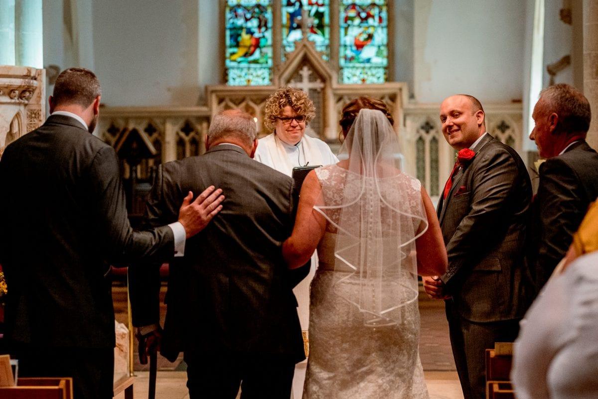 Wedding Photographer St Mary's Church Wendover Aylesbury Buckinghamshire