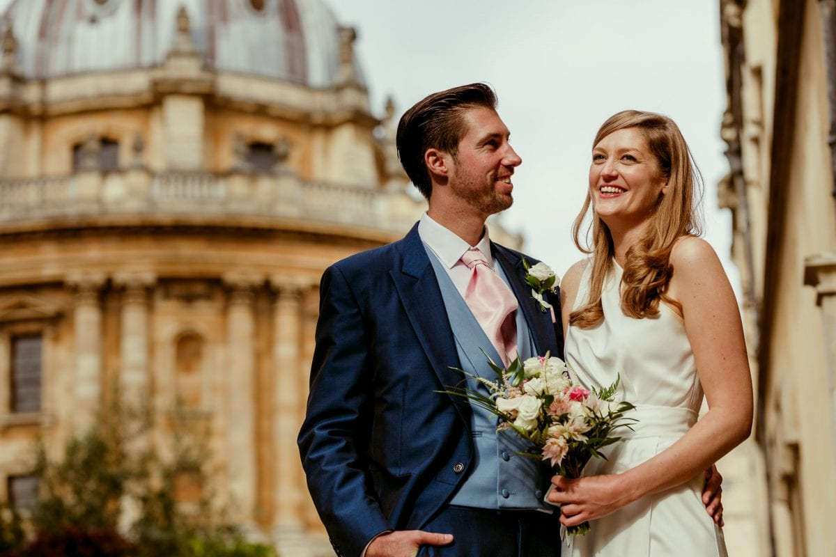 Oxford Micro Wedding