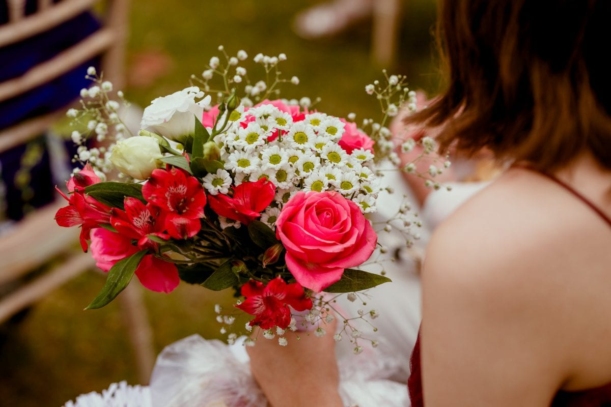 Bridesmaids flowers ideas